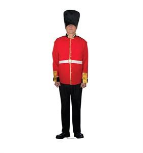 British Royal Guard Cardboard Cutout