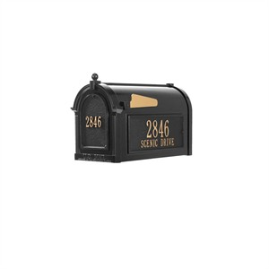 Personalized Capitol Mailbox Package