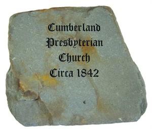 Carved Pennsylvania Bluestone…large