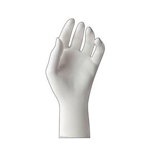 Ceramic Hand Cardboard Cutout