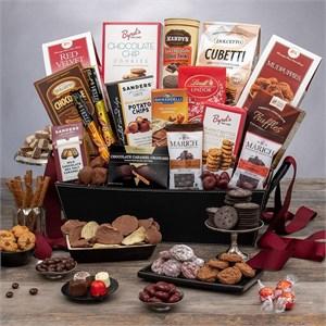 Chocolate Gift Basket Deluxe