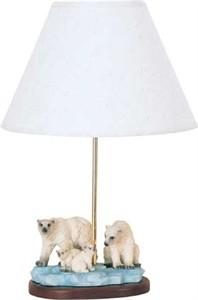 Polar Bears Accent Lamp
