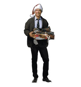 Clark Griswold National Lampoon's Christmas Vacation Cardboard Cutout