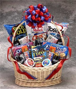 Coke Snack Works Gift Basket - Mini