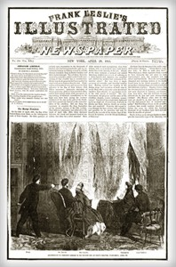 Complete Newspaper Reprint - Lincoln Assassination