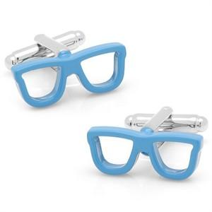 Cool Cut Blue Shades Cufflinks