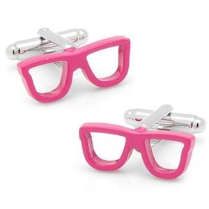 Cool Cut Pink Shades Cufflinks