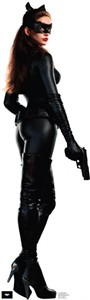 Dark Knight Rises Catwoman Standee