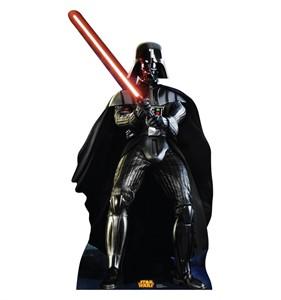 Darth Vader Star Wars Classics Retouched Cardboard Cutout