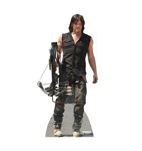 Daryl Dixon The Walking Dead Cardboard Cutout