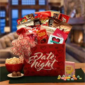 Date Night Valentine Gift Box