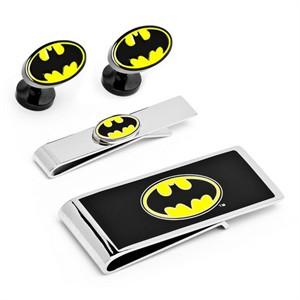DC Comics Batman Logo 3 Piece Gift Set