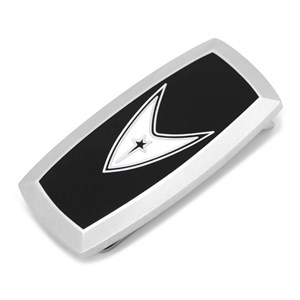 Delta Shield Cushion Money Clip
