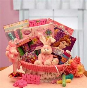 Disney Princess Easter Fun Basket