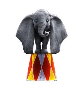 Disney's Dumbo Cardboard Cutout