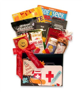 Doctor's Orders Gift Basket - Large
