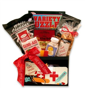 Doctor's Orders Gift Basket - Small