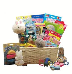 Easter Springtime Adventures Easter Gift Basket