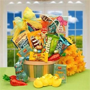 Easter Sweets 'n Treats Gift Basket