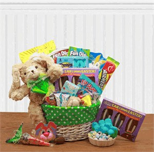 Easters Best Treats Bunny Baster Basket