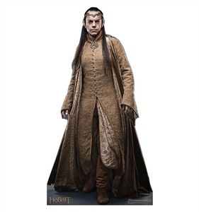 Elrond The Hobbit Cardboard Cutout