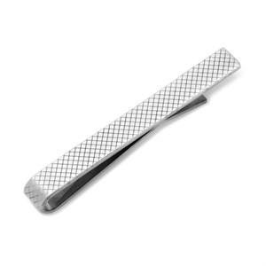 Etched Grid Tie Bar