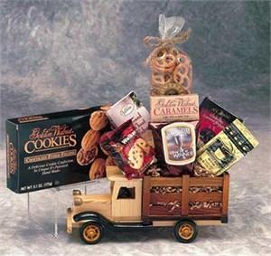 Executive Antique Truck Gift Set
