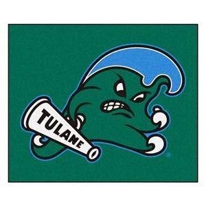 Tulane University Tailgate Mat
