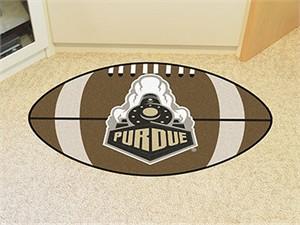 Purdue University Football Rug