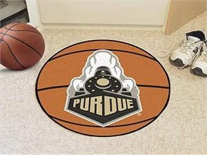 Purdue University Basketball Rug