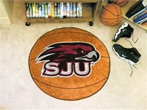 St. Joseph's University Basketball Rug