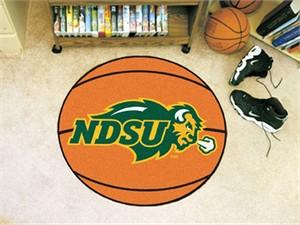 North Dakota State University Basketball Rug