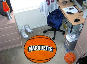 Marquette University Basketball Rug
