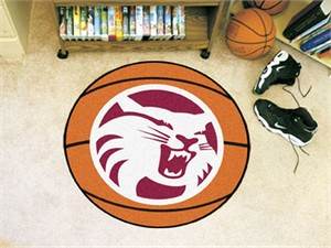 California State University Chico Basketball Rug