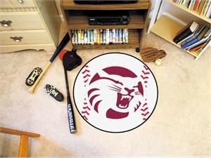 California State University Chico Baseball Rug