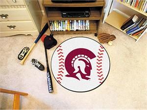 University of Arkansas at Little Rock Baseball Rug
