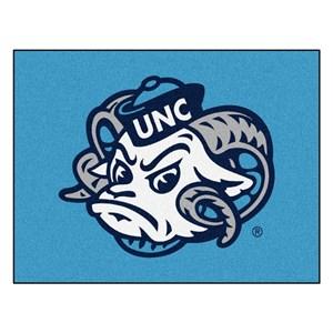 University of North Carolina Chapel Hill All-Star Mat - Tar Heels Logo