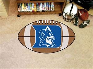 Duke University Football Rug