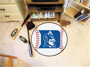 Duke University Baseball Rug