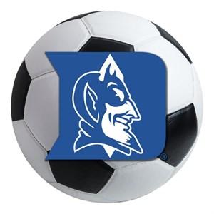 Duke University Soccer Ball Rug