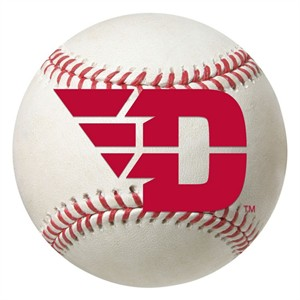 University of Dayton Baseball Rug