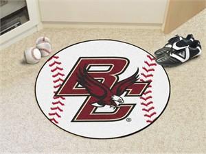 Boston College Baseball Rug