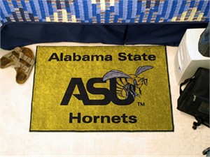 Alabama State University Rug