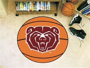 Missouri State University Basketball Rug
