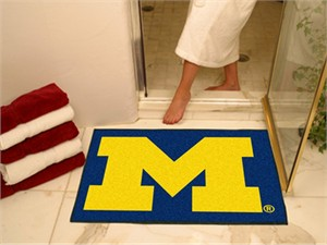University of Michigan All-Star Mat