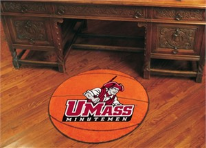 University of Massachusetts Amherst Basketball Rug