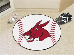 University of Central Missouri Baseball Rug