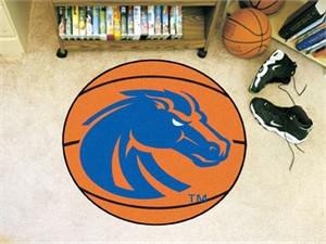 Boise State University Basketball Rug