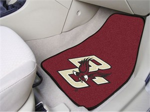Boston College Car Mat Set