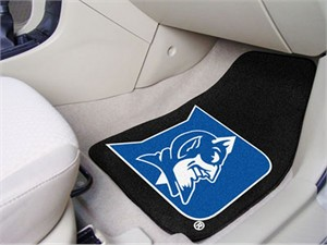 Duke University Car Mat Set